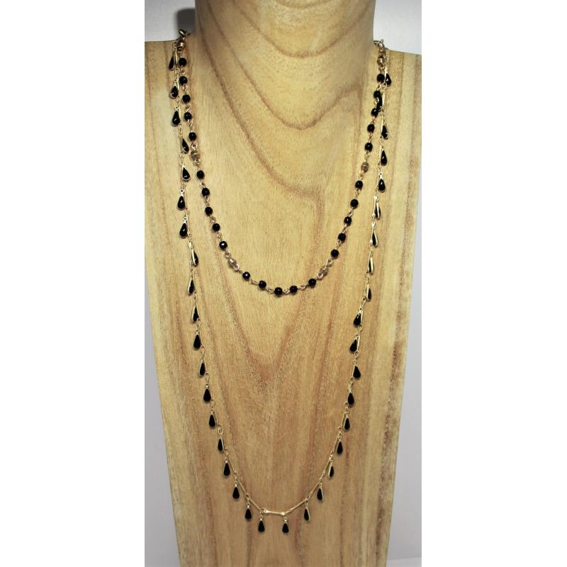COLLIER: ref COL771 - photo vitrine