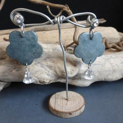 Boucles d'oreilles - BO433 - photo vitrine