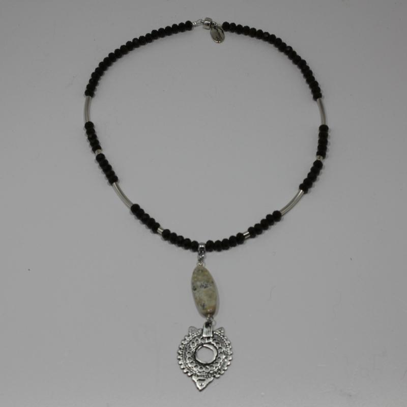 Collier : COL 698 - photo détail
