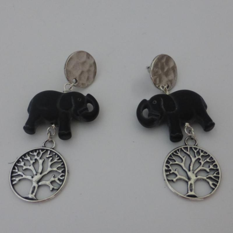 Boucles d'oreilles: BO521 - photo vitrine