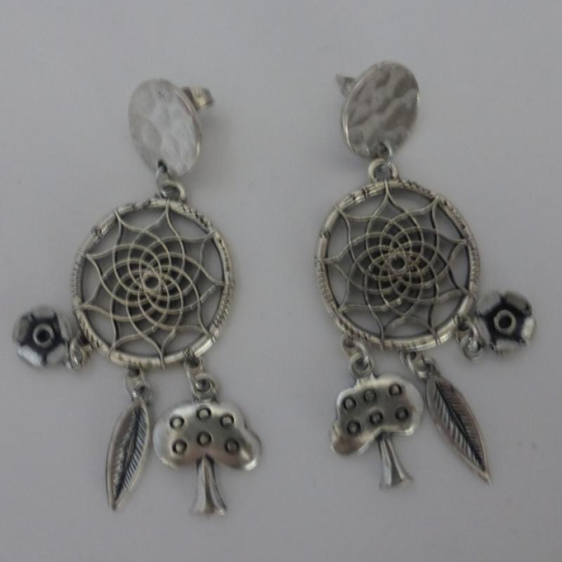 Boucles d'oreilles: BO523 - photo vitrine